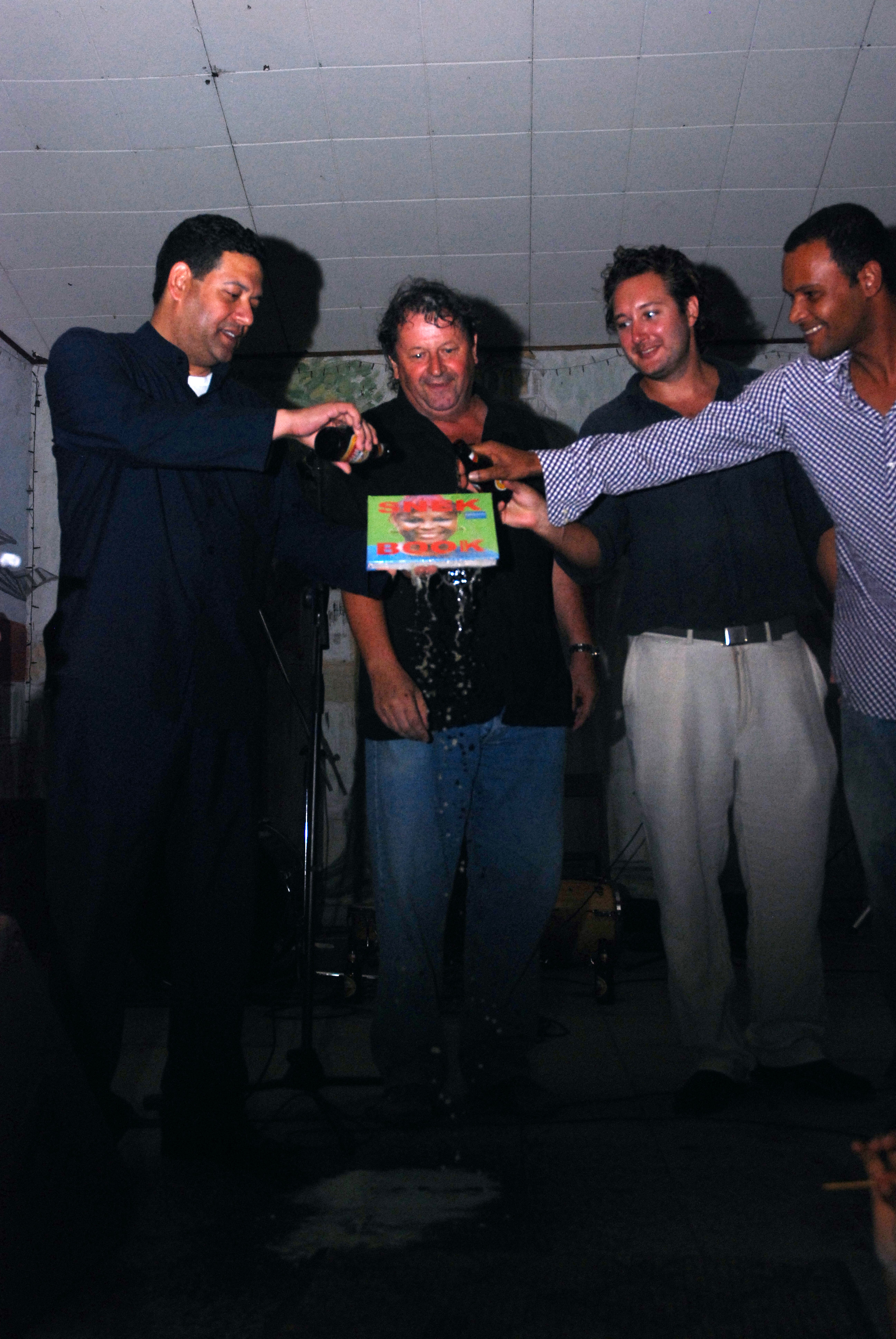 Snèkbook, 2008
