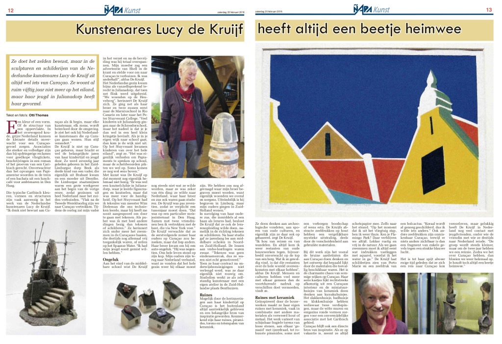 Interview De Kruijf