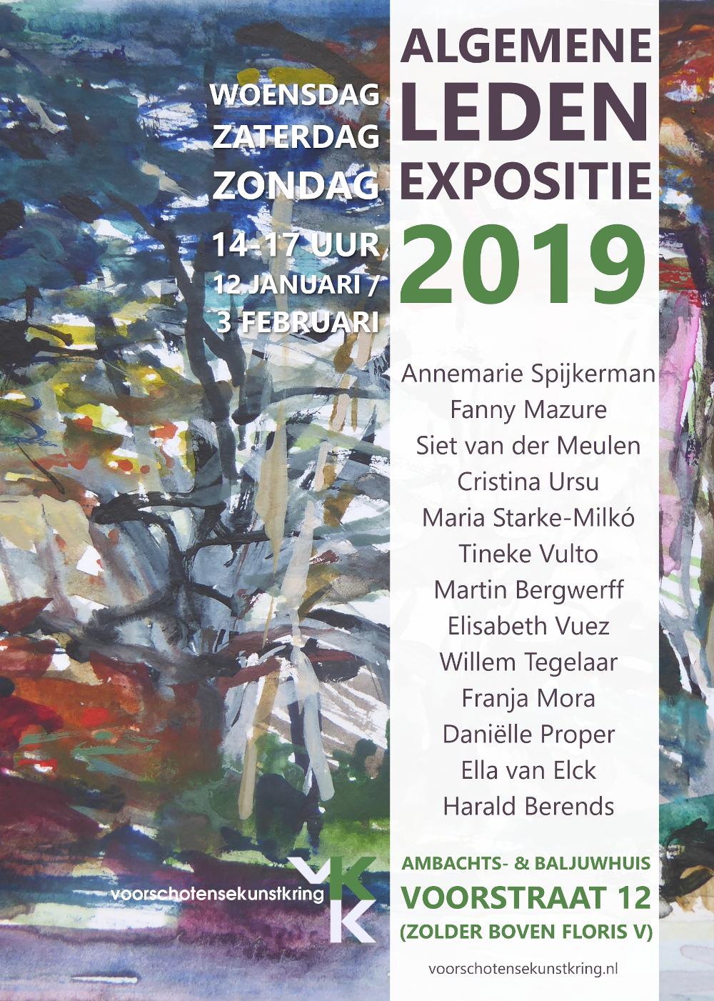 Algemene Leden Expositie 2019