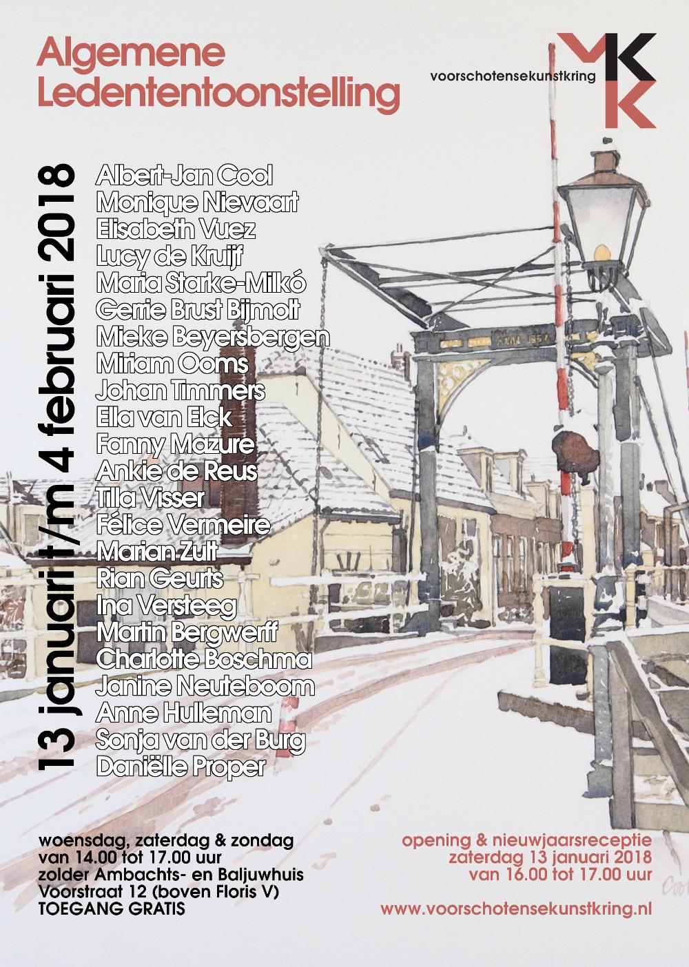 Algemene Leden Expo 2018