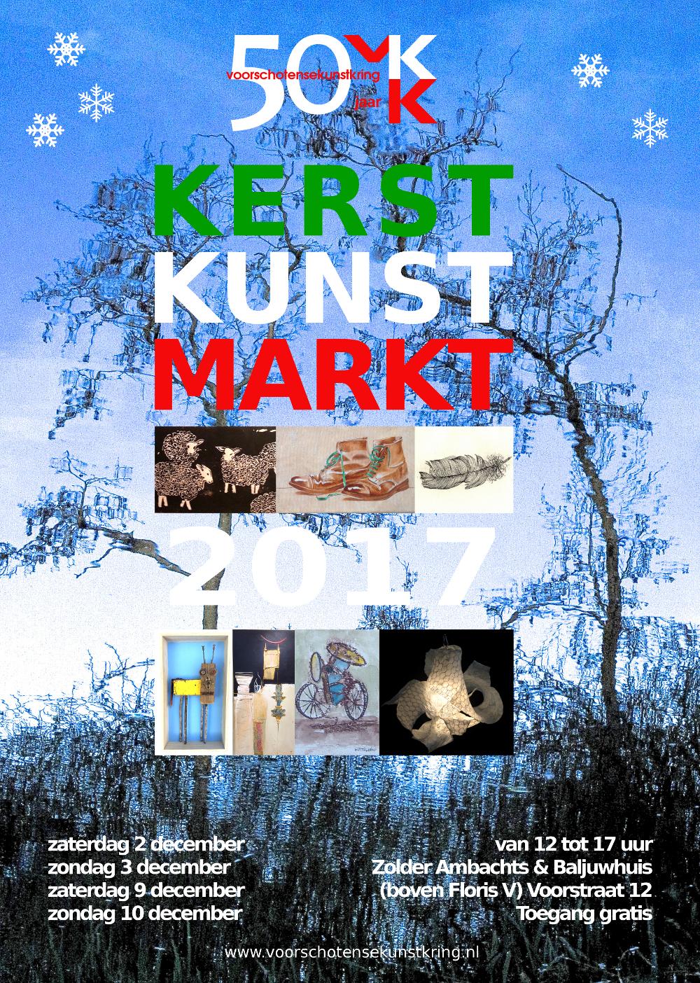 Kerst Kunst Markt 2017