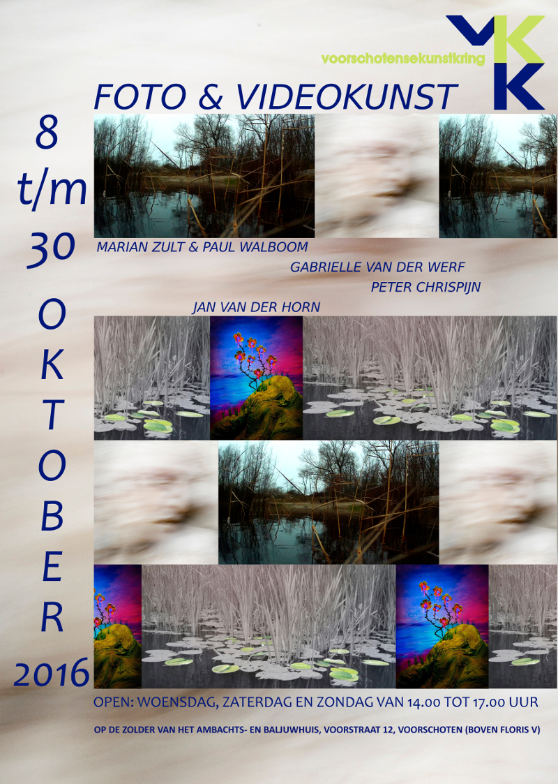 VKK-expositie oktober 2016