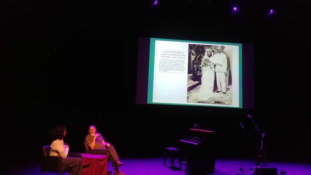Foto In de Knipscheer presentatie